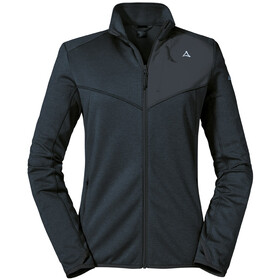 Schöffel Houston1 Fleece Jacket Women, black
